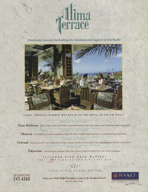 Menu Magazine Ad