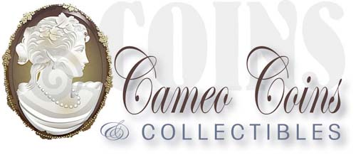 Cameo Coins & Collectibles Logo
