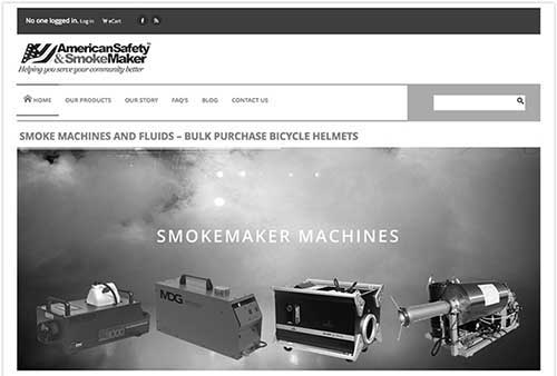 American Safety and SmokeMaker