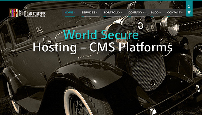World Secure Hosting - CMS Platforms
